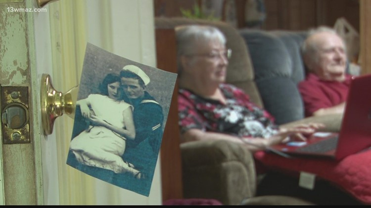 'Love is the main thing for everything': Georgia couple celebrates 69 years of marriage