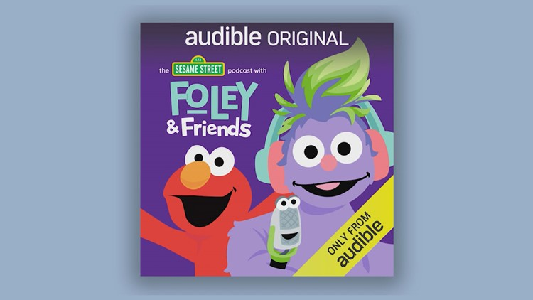 Sesame Street launches podcast for kids and families