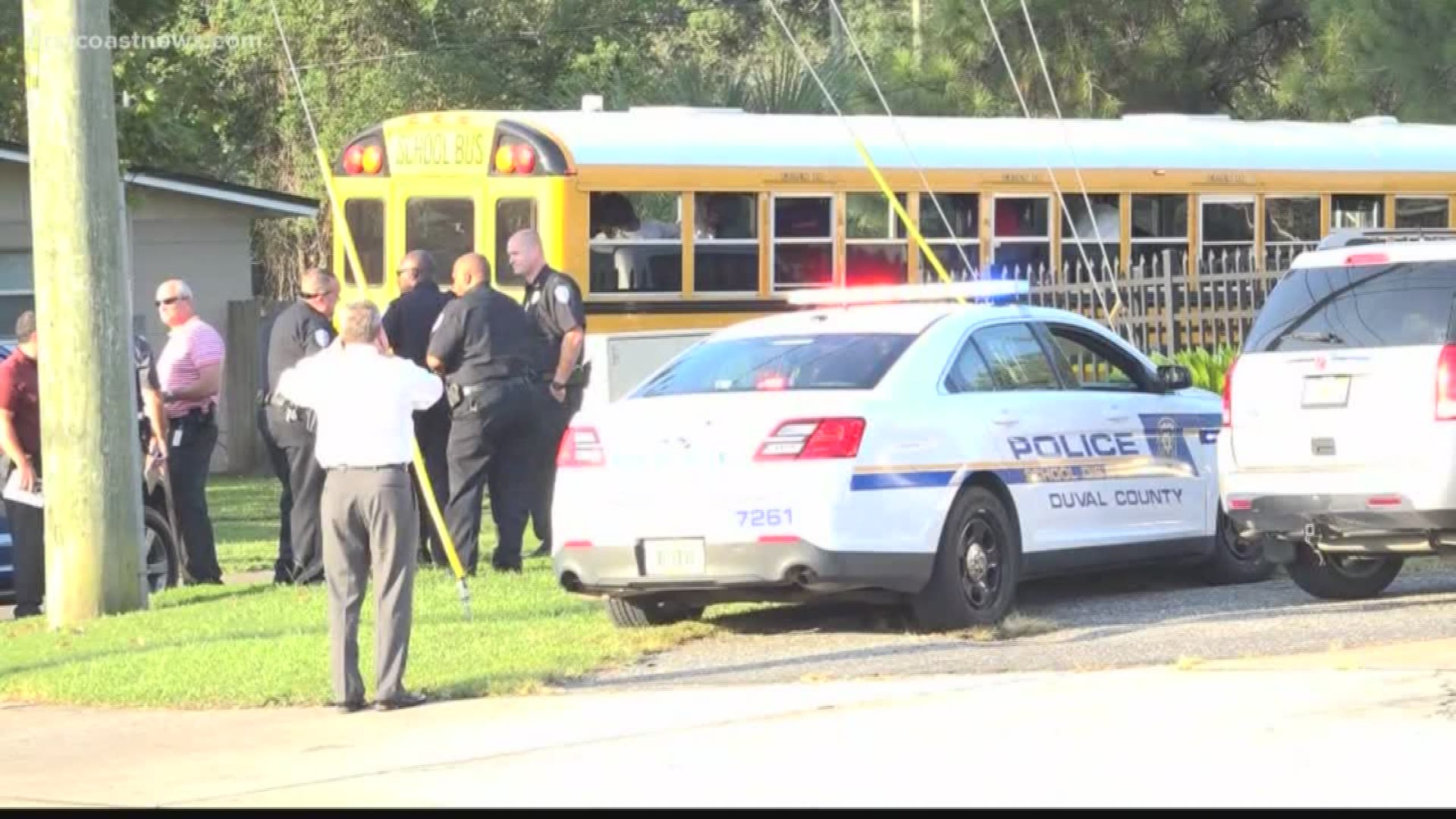 Westside High Student Boards Bus After Being Shot In Chest While Walking To Bus Stop Wfmynews2 Com