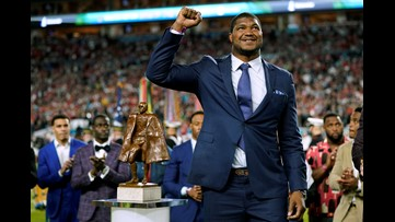 Jaguars reportedly agree to trade Calais Campbell to Ravens