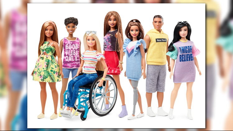 Mattel unveils Barbie who uses wheelchair and one with a prosthetic limb