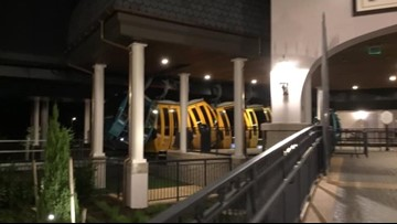 Disney World's new Skyliner gondola breaks down, leaves people stranded