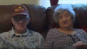 Married more than 70 years, couple dies within 12 hours of each other