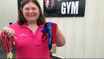 Special Olympics Florida athlete competes in 13 sports