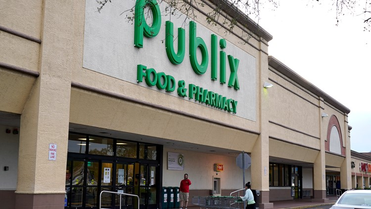 Publix makes masks optional for people fully vaccinated against COVID-19