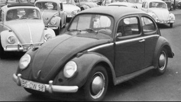 Volkswagen ends production of iconic Beetle