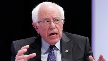 Bernie Sanders says he'll reveal if aliens exist if he's elected president