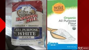 Two companies recall flour because of E. coli concerns