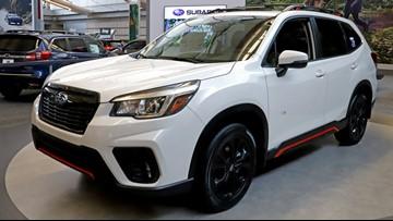 Subaru recalls more than 250,000 cars and SUVs