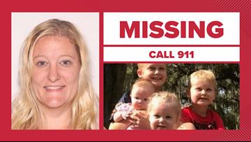 Florida mother and her 4 children haven't been seen in 6 weeks