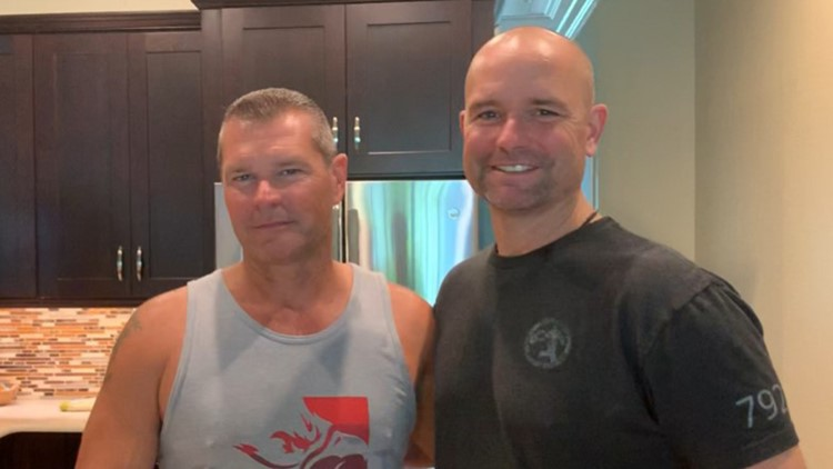 DNA Test Reveals 2 Florida Officers Are Half-Brothers