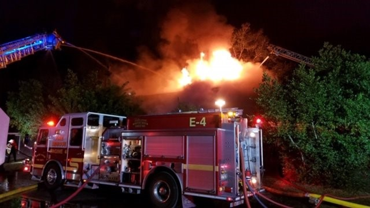 Winter Haven Fire Family Displaced 011719