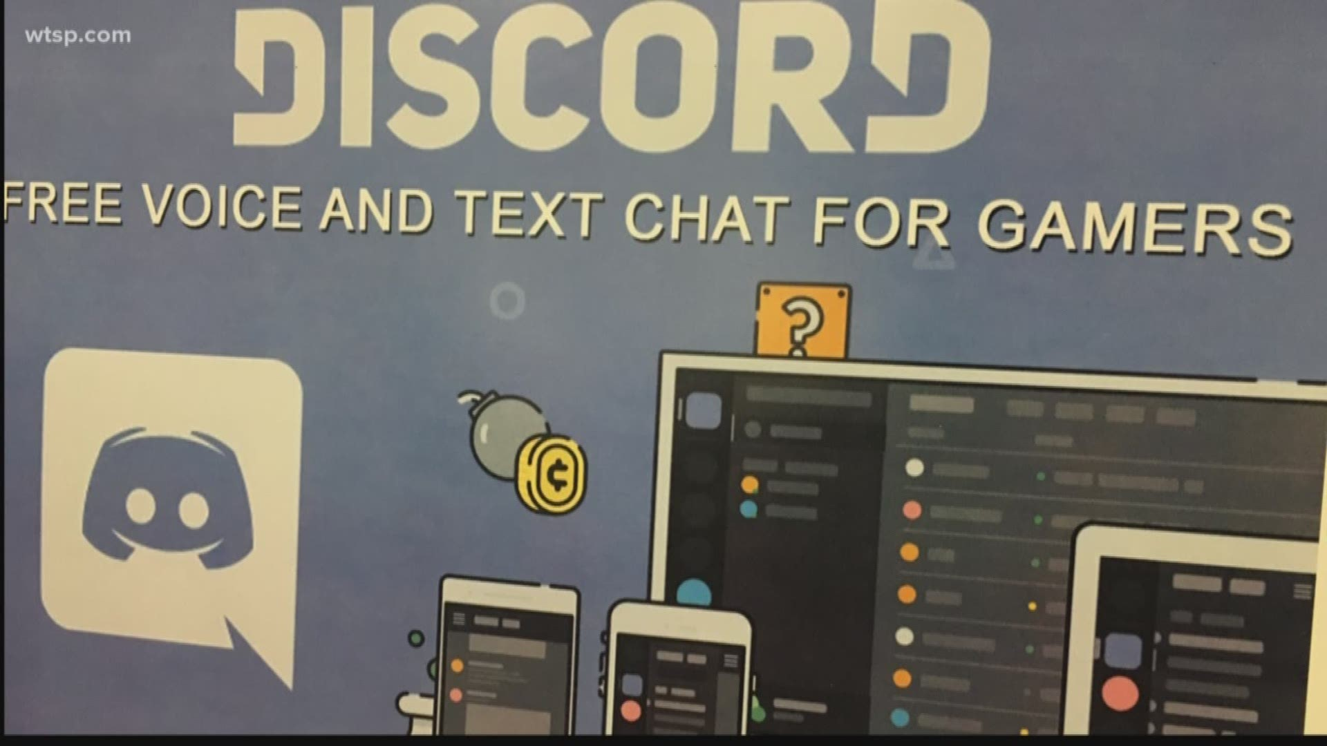 Online Gaming App Discord Used To Lure Teens Into Trafficking Experts Say Wfmynews2 Com
