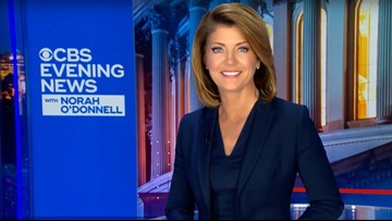 'CBS Evening News with Norah O'Donnell' moves to Washington, D.C.