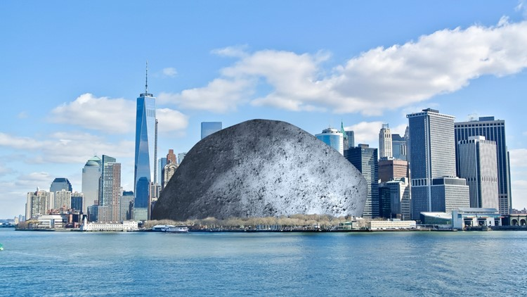 'God of Chaos' asteroid taller than the Empire State Building to zoom by Earth on Friday