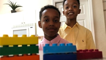 Brothers with allergies celebrate a year of making allergy-safe crayons