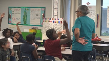 Former teacher offers free financial literacy workshops to kids