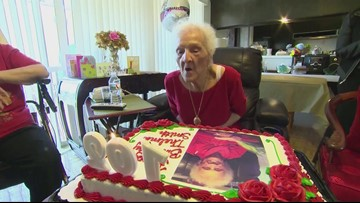 102-year-old woman facing eviction gets help from Arnold Schwarzenegger