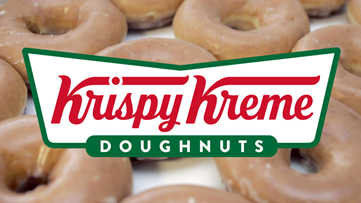Krispy Kreme to give healthcare workers free doughnuts