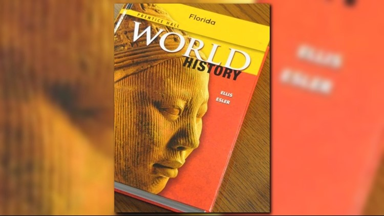 "<p>A textbook is once again <a href=""http://www.floridatoday.com/story/news/2017/04/01/pro-islam-textbook-stirs-debate-brevard-again/99812876/"">under fire</a> in Florida.</p>"