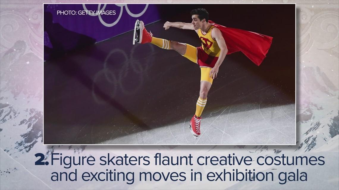 Feb 24 Olympics recap
