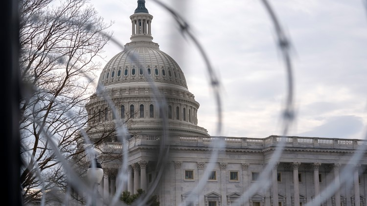 Sergeant at Arms and Capitol Police warn of extended March 4 – 6 militia threat against Congress