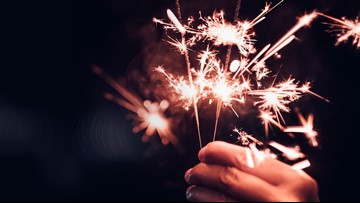 Stay safe this Fourth of July when using fireworks, sparklers