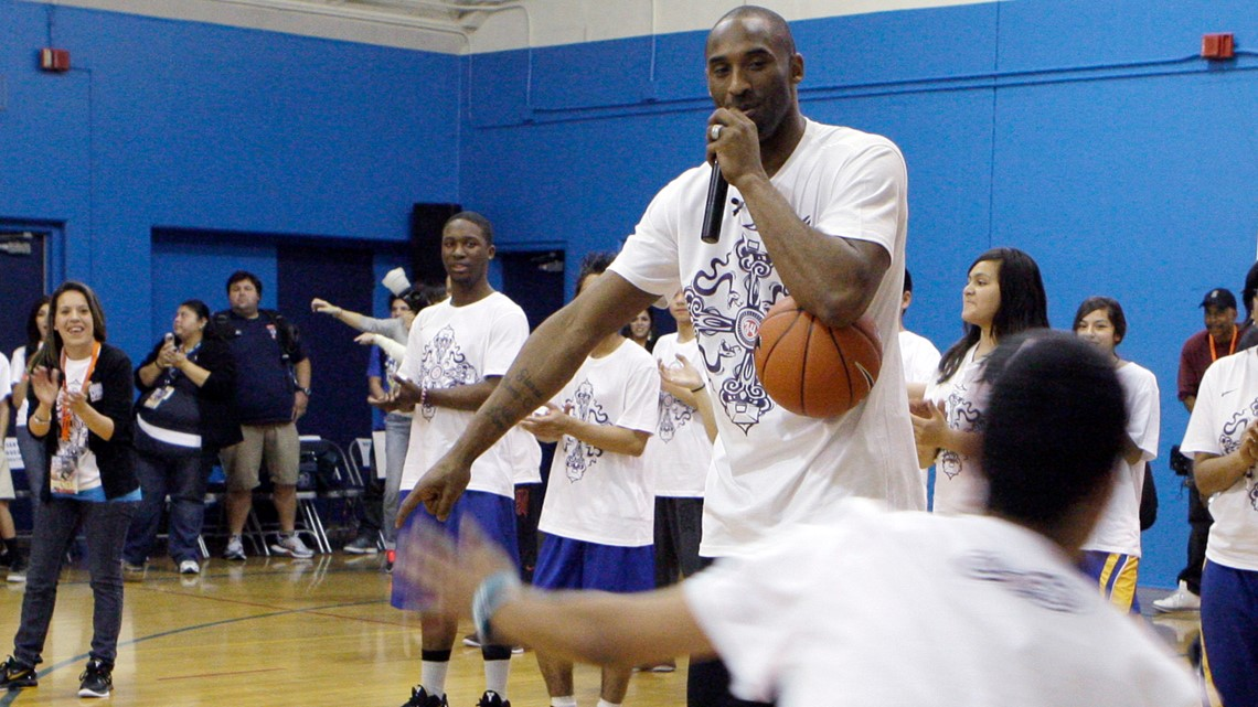 Here's how you can donate to the Kobe and Vanessa Bryant Foundation