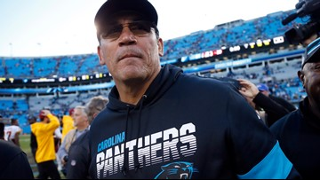 Redskins meeting with Ron Rivera, media reports say