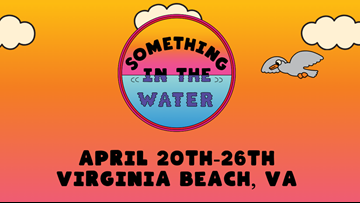 Tickets for 2020 Something in the Water festival on sale