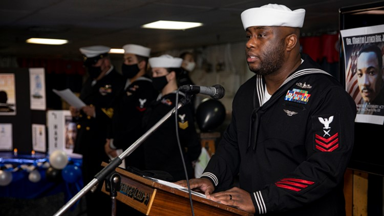 Navy attacks racism, bias in the ranks with new report