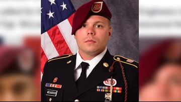 Soldier from Newport News killed by roadside bomb in Afghanistan
