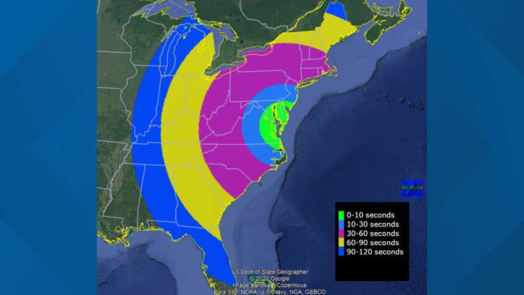 NASA's Wallops rocket launch postponed until at least Saturday