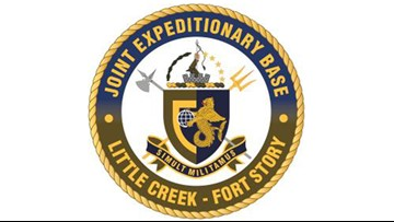 Navy identifies sailor shot, killed after chase, crash on Joint Expeditionary Base Little Creek-Fort Story