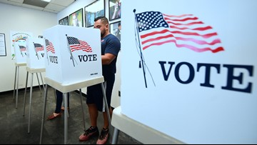 North Carolina Voters Encouraged to Cast Early Ballots as Hurricane Dorian Looms