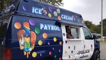 'It's brilliant' | Professor says Norfolk, Va. Police's ice cream truck will help deter, solve crime