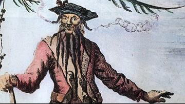 North Carolina wins court piracy case over Blackbeard's ship