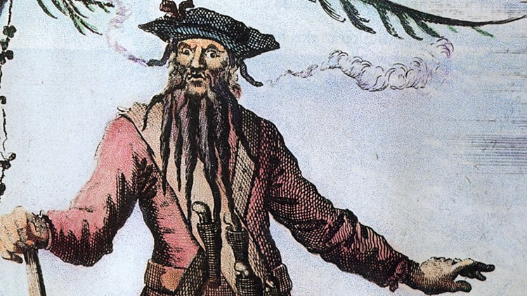 North Carolina wins court piracy case over Blackbeard's ship