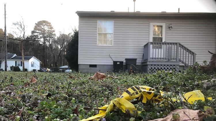 Cynthia Carver's home