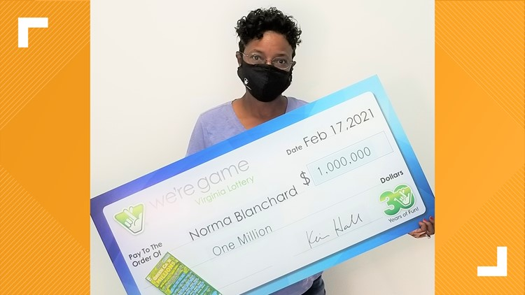 'I can't stop smiling!' | Virginia Beach woman wins $1 million