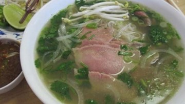 'Pho' restaurant removes sign over concerns it's offensive
