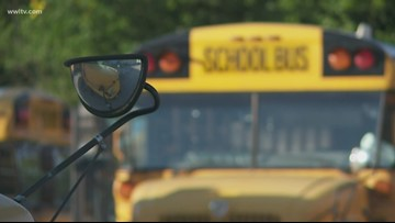 School Bus Driver Sends Kids Off Bus After Accident, Then Drives Away