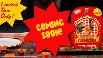 Turducken Pringles Releases Friendsgiving Feast!