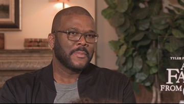 Tyler Perry on 'A Fall From Grace' criticism: My father spoke to my mother far worse