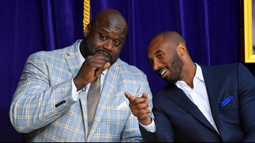 Shaq on Kobe Bryant's death: 'I'm sick right now'