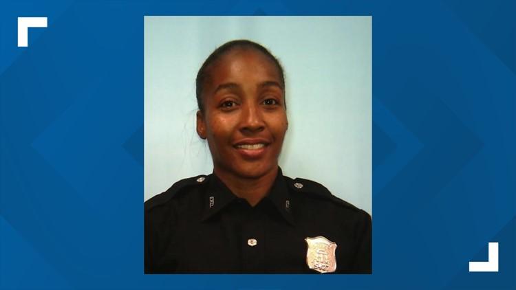 Atlanta police officer's act of kindness goes viral on social media
