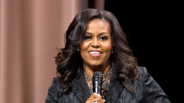 Showtime series on Michelle Obama currently being filmed in Atlanta