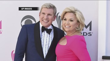 'Chrisley Knows Best' stars turn themselves in for federal charges