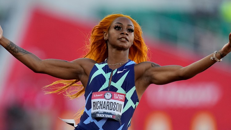 How would Sha'Carri Richardson have stacked up in women's 100m final?