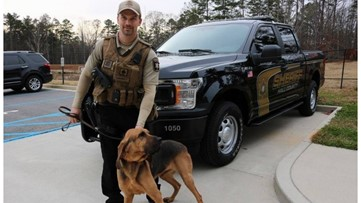 Sheriff: K-9 officer may have died from toxic algae